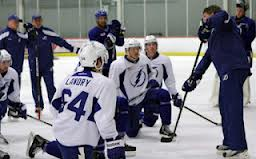 Tampa bay lightning shooting coach